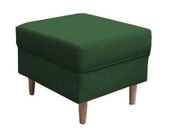 Pufs Idzczak Meble Loft Green, 52x52x43 cm