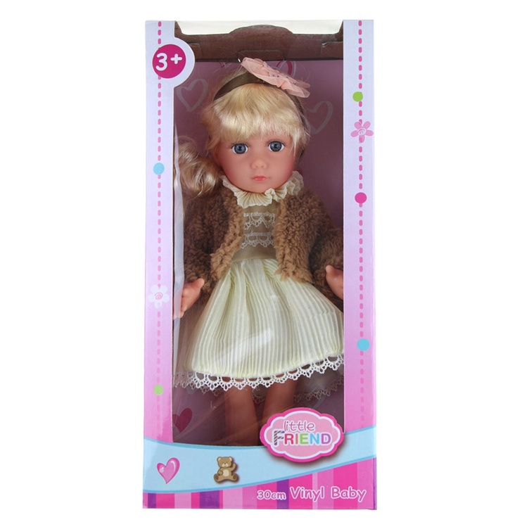 Lelle Little Friend Baby Doll 30cm