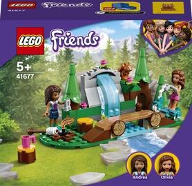 Конструктор LEGO Friends Лесной водопад 41677, 93 шт.