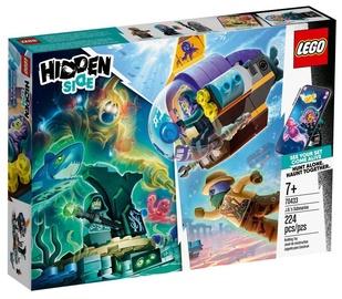 Конструктор LEGO®Hidden Side 70433 Подводная лодка Джей-Би