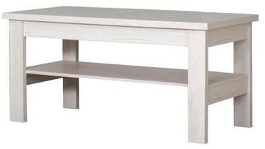 Kafijas galdiņš Bodzio S39 Light Grey, 1200x600x590 mm