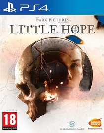 Dark Pictures Anthology: Little Hope PS4