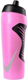 Nike Hyperfuel Water Bottle 700ml Light Pink/Black