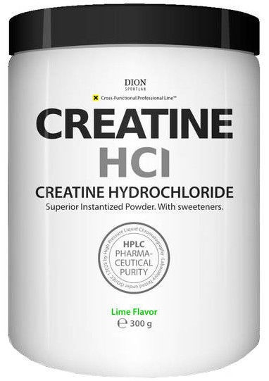 Dion Sportlab Creatine HCL Lime 300g