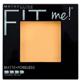 Компактная пудра Maybelline Fit Me Matte And Poreless 220, 9 г