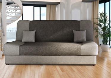 Dīvāngulta Platan Jas 01 Grey, 188 x 85 x 90 cm