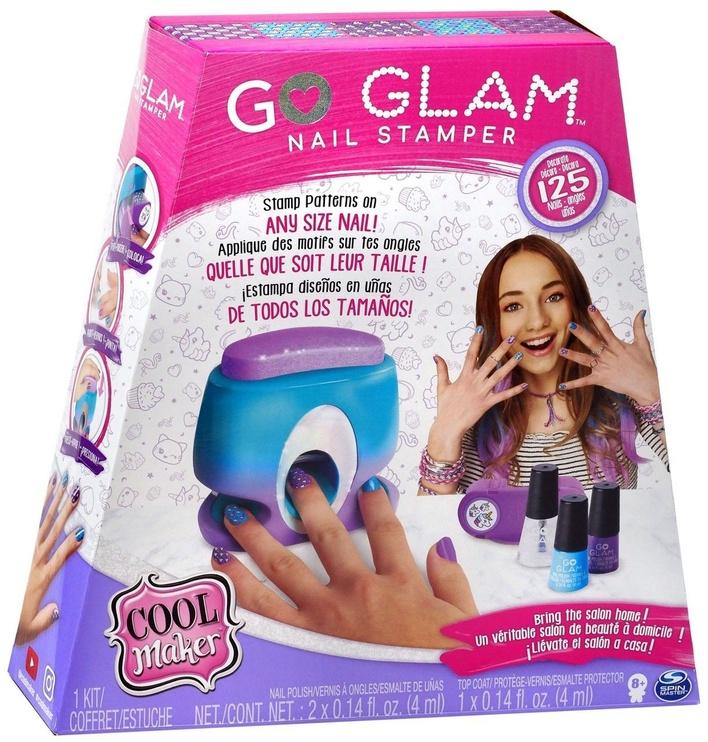 Spin Master Cool Maker Go Glam Nail Stamper Set