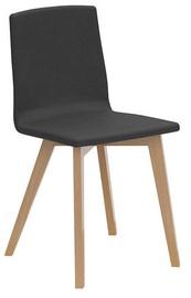 Ēdamistabas krēsls Black Red White Vario 2 Black, 1 gab.