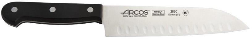 Arcos Santoku Chefs Knife 17cm
