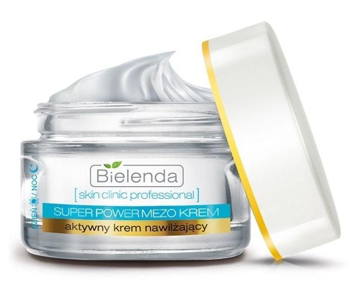 Sejas krēms Bielenda Skin Clinic Actively Hydrating Anti-Age Cream, 50 ml