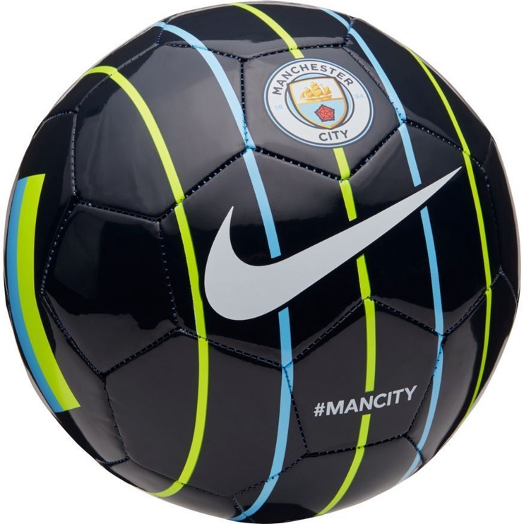 Nike Manchester City Supporters Ball SC3293 475 Size 4