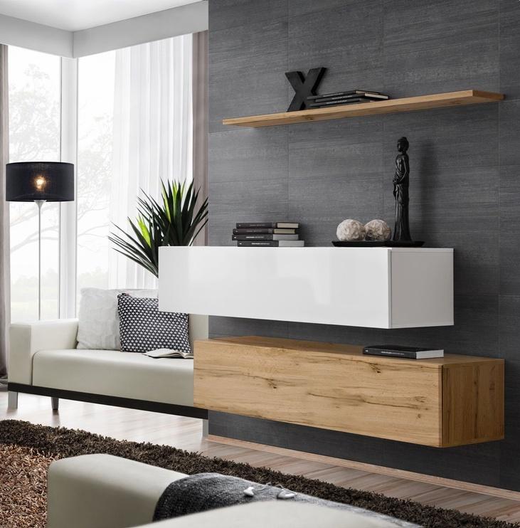 ASM Switch SB II Hanging Cabinet/Shelf Set Wotan/White