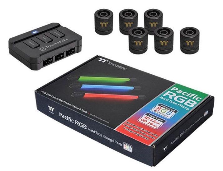 Thermaltake Pacific RGB G1/4 PETG Tube 16mm OD 12mm ID