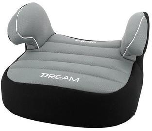 Mašīnas sēdeklis Nania Dream Luxe, melna/pelēka, 15 - 36 kg