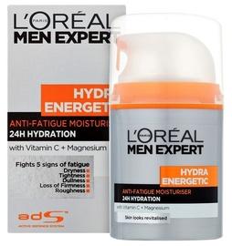 Крем для лица L´Oreal Paris Men Expert Hydra Energetic, 50 мл