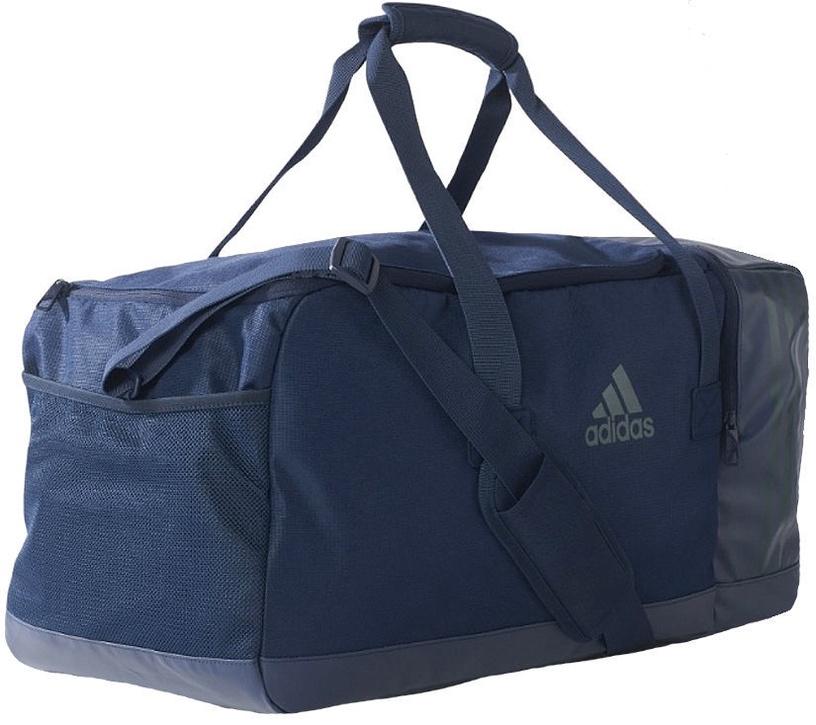 Adidas 3-Stripes Team Bag Medium AY5869 Blue