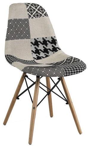 Ēdamistabas krēsls Signal Meble Simon B Multicolored, 1 gab.