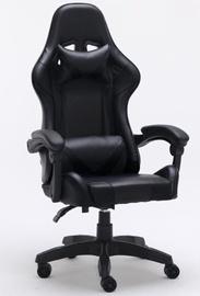 Spēļu krēsls Top E Shop Remus, melna