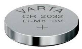 Varta Profesional Electronics Lithium Tablet Battery CR2032
