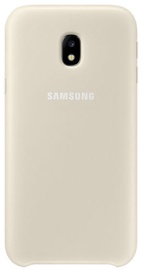 Samsung Original Dual Layer Back Case For Samsung Galaxy J3 J330 Gold