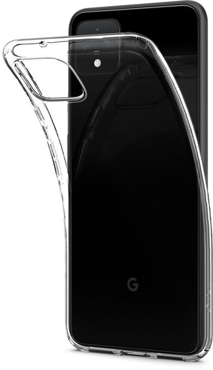 Spigen Liquid Crystal Back Case For Google Pixel 4 XL Transparent
