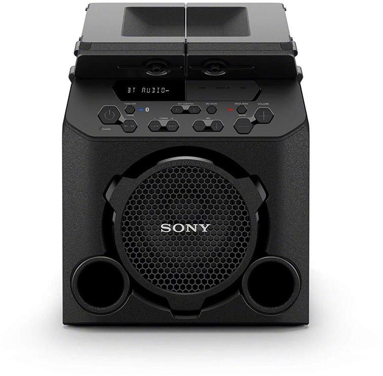Bezvadu skaļrunis Sony GTK-PG10 Black