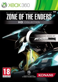 Xbox 360 spēle Zone of the Enders HD Collection Xbox 360