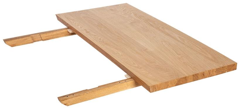 Home4you Table Extension Lisbon 50x100cm Oak