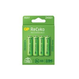 Аккумуляторные батарейки GP GPRHC252C308, AA, 2450 мАч