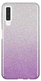 Wozinsky Glitter Shining Back Case For Samsung Galaxy A7 A750 Purple