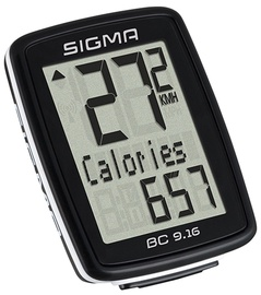 Велосипедный компьютер SIGMA BC 9.16