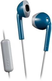 Наушники JVC HA-F19M in-ear, синий
