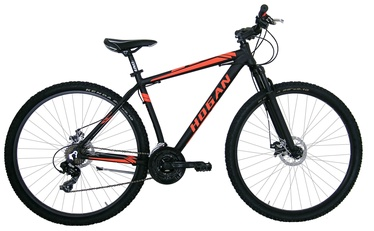 Henry Hogan UOMO MTB 29'' Black/Orange