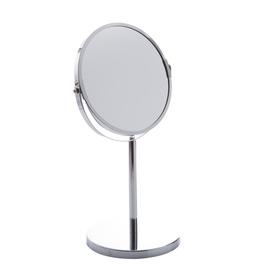 Kosmētiskais spogulis Thema Lux BIC-0063B Chrome, stāvošs, 19x34.5 cm