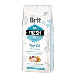 Brit Adult Fresh Fish With Pumpkin Muscles & Joints 12kg