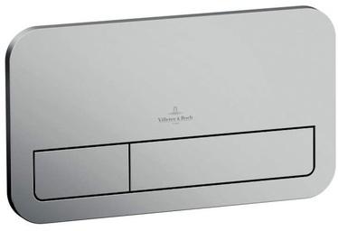 Villeroy & Boch ViConnect E200 253x145mm Matte Chrome