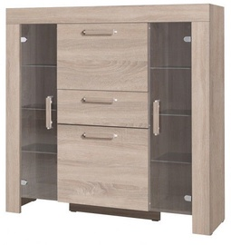 Jurek Meble Cezar Chest Of Drawers Reg7 Sonoma Oak
