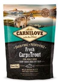 Carnilove Adult Dog Breeds Fresh Carp & Trout 1.5kg