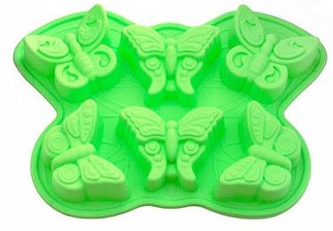Fissman Cake Mold Butterfly 32.5x23x3.8cm 6 Cups