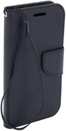 Telone Fancy Diary Bookstand Case For LG K5 Black