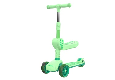 Scooter cm-s2 chipmunk 2in1 green