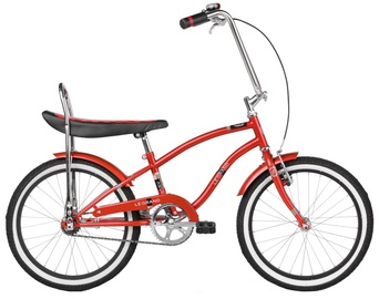 """Velosipēds LEGRAND Kevin 11"""" Red"""