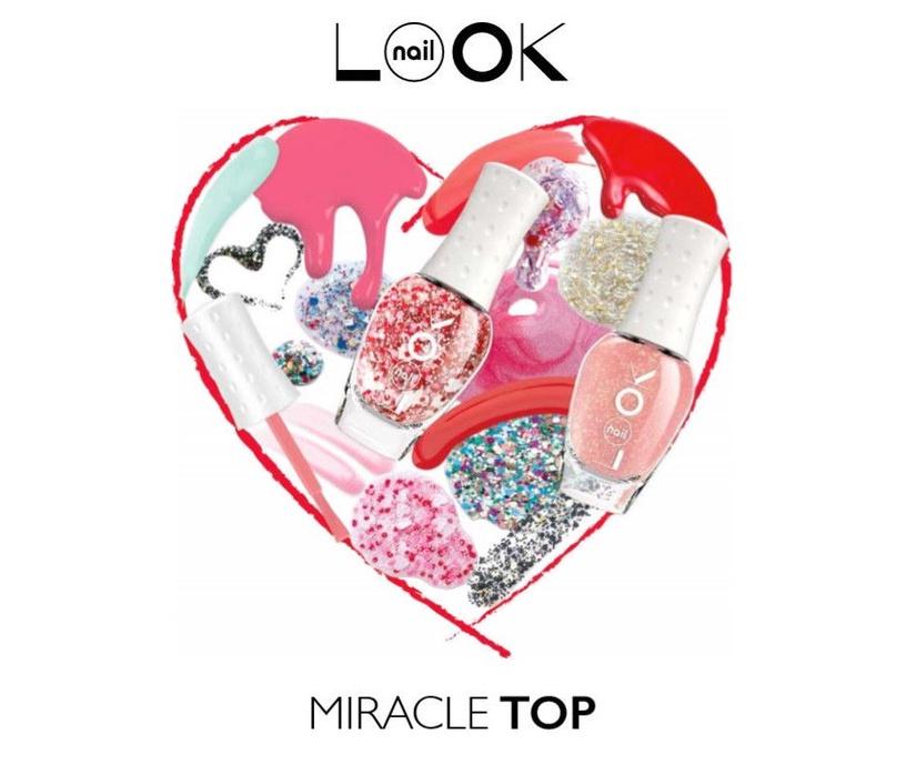 nailLOOK Miracle Top Polish 8.5ml 30683