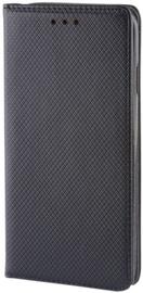Forever Smart Magnetic Fix Book Case For Samsung Galaxy J7 J710F Black