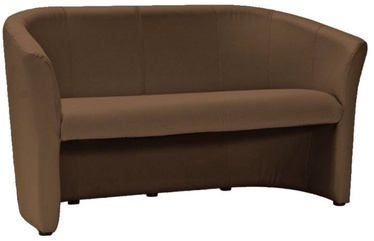 Dīvāns Signal Meble TM-3 Brown, 160 x 60 x 76 cm