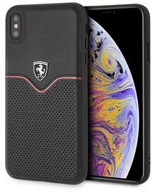 Ferrari Off Track Victory Back Case For Apple iPhone XS Max Black