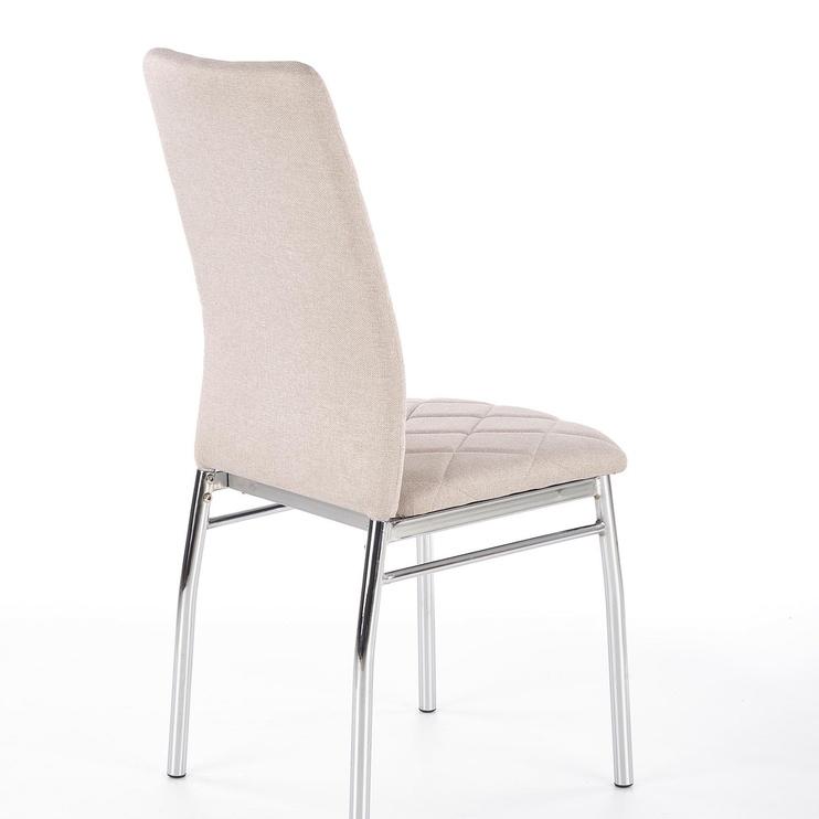 Ēdamistabas krēsls Halmar K309 Light Beige, 1 gab.