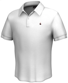 GamersWear Joystick Polo White S