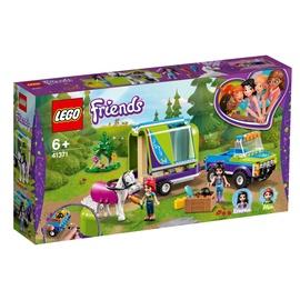 Konstruktors Lego Friends Mia's Horse Trailer 41371