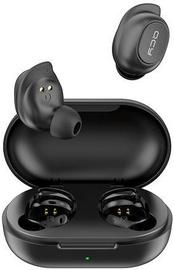 Austiņas QCY T9 Bluetooth Wireless In-Ear Black